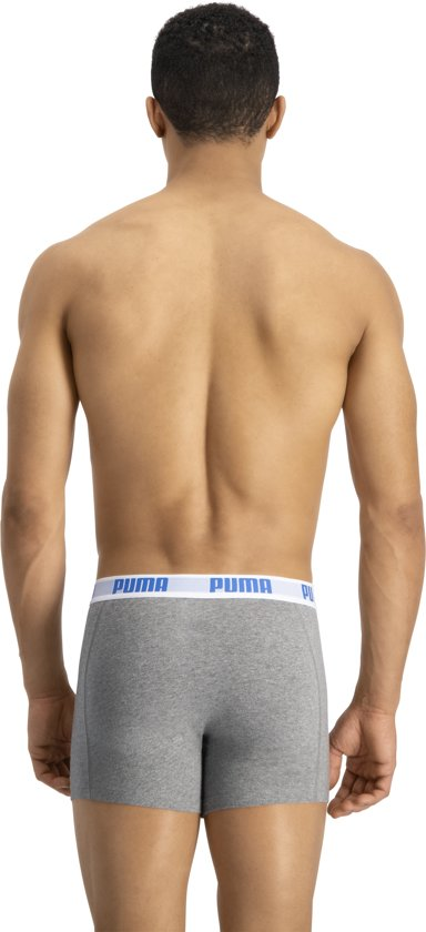 Puma heren boxershort basic true blue SXXL (2 pack) | Puma