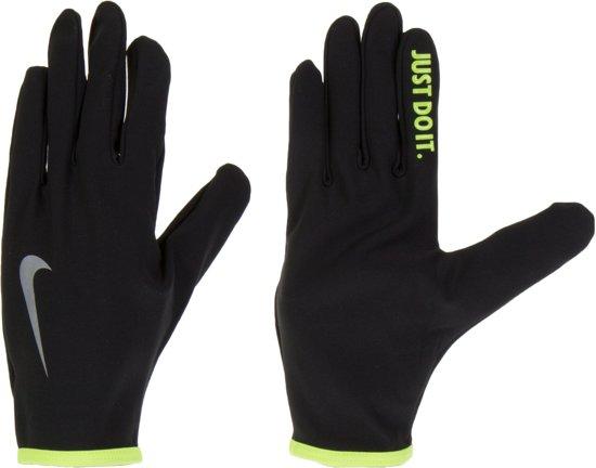 7e3c7c1497c Nike Lightweight Rival Run Gloves 2.0 - Sporthandschoenen - Heren - Maat M  - Zwart;
