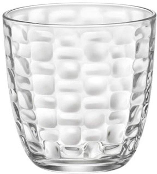 Bormioli Rocco - Waterglas mat 29,5 cl (6 stuks) Valentinaa