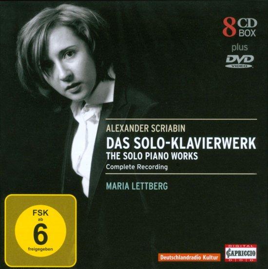 Scriabin: Das Solo-Klavierwerk