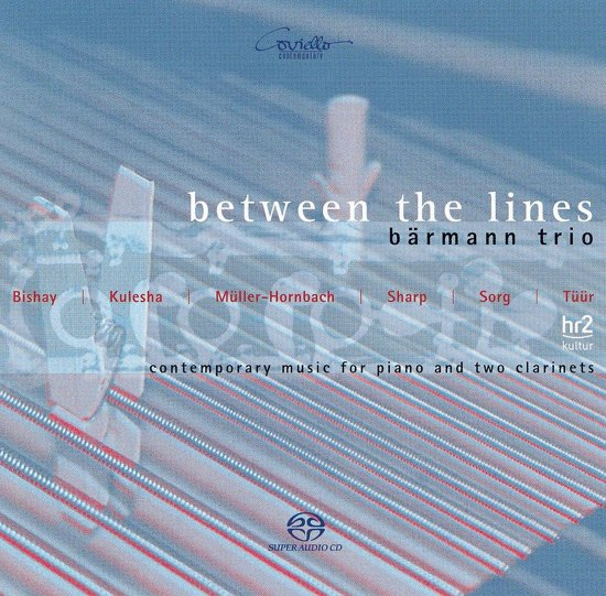 Between The Lines Piano Two Clarinets