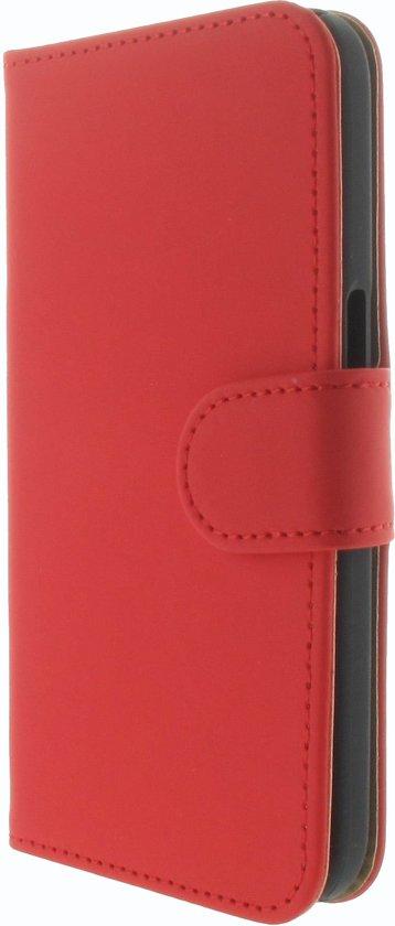 f62f112ae89 bol.com | Samsung Galaxy Core Prime Wallet Hoesje Rood