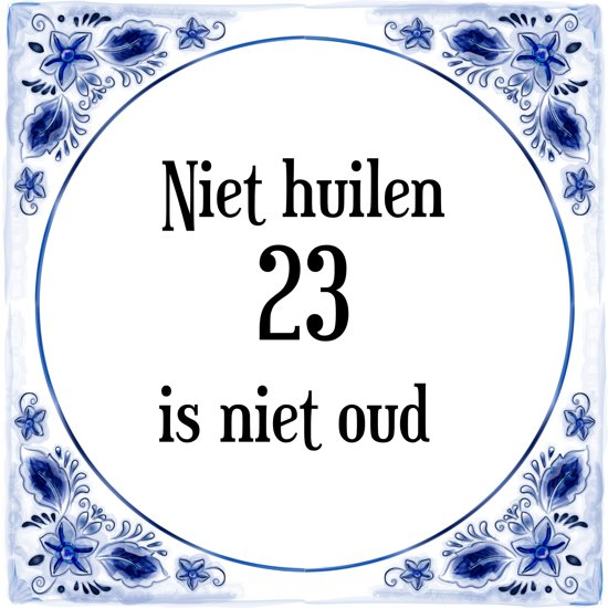 23 Jaar
