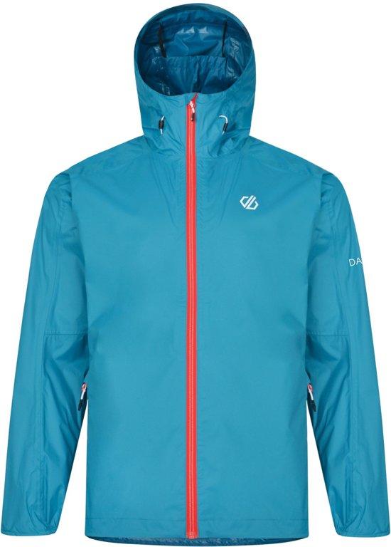 Dare 2b-Propel Jacket-Outdoorjas-Mannen-MAAT S-Blauw