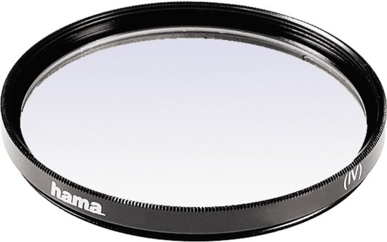 Hama UV Filter - Standaard Coating - 52mm