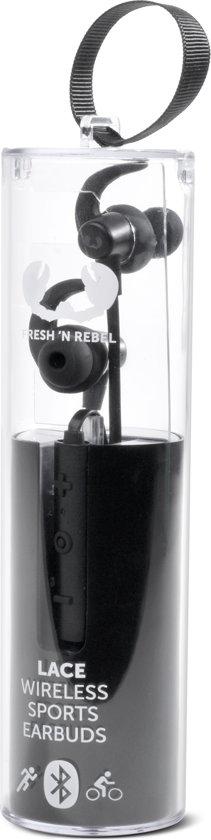 Fresh 'n Rebel Lace Wireless Sports Zwart