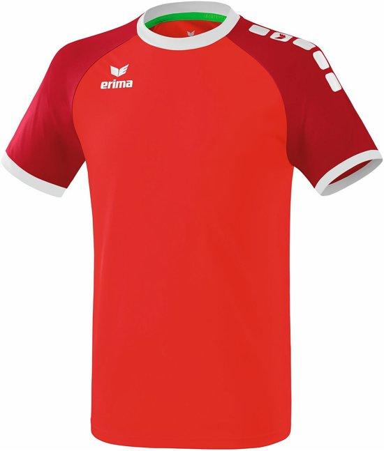 Erima Zenari 3.0 Shirt - Voetbalshirts  - rood - 128
