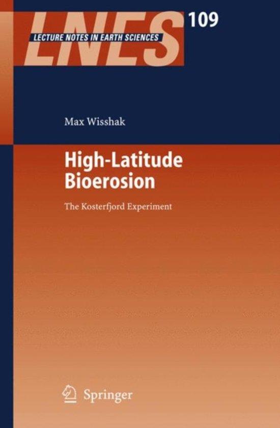 High-Latitude Bioerosion