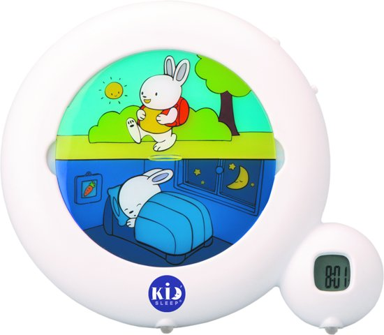 Kid'Sleep Classic - Slaaptrainer - Wit