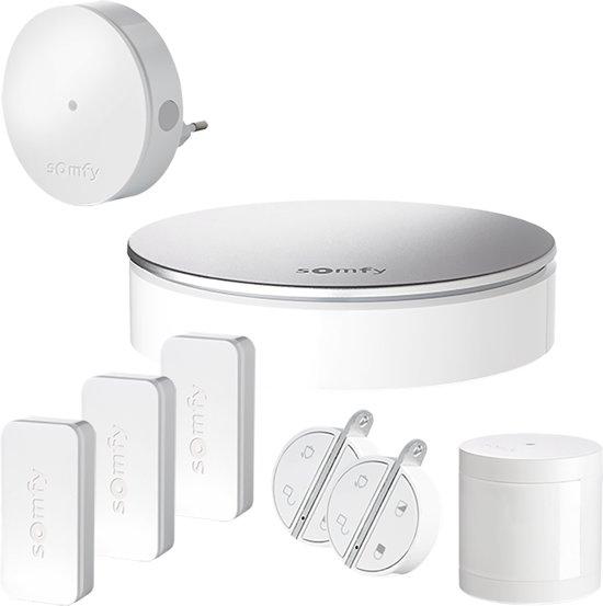 Somfy protect home alarm plug play alarmsysteem - Somfy home alarm ...