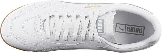 Puma Roma Anniversario 366673-03 - Sneaker Sportschoenen Schoenen Leer Wit