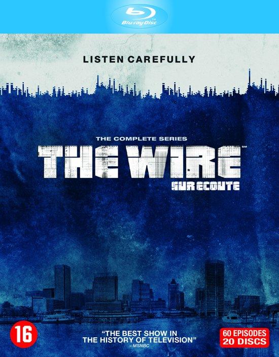 The Wire - Complete Collection: Seizoen 1 t/m 5 (Blu-ray)