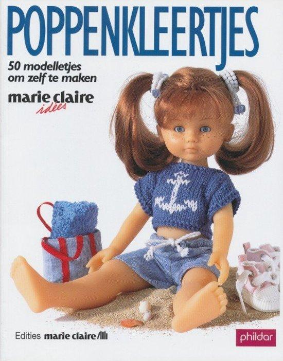 Bolcom Poppenkleertjes Marie Claire 9782848311500 Boeken