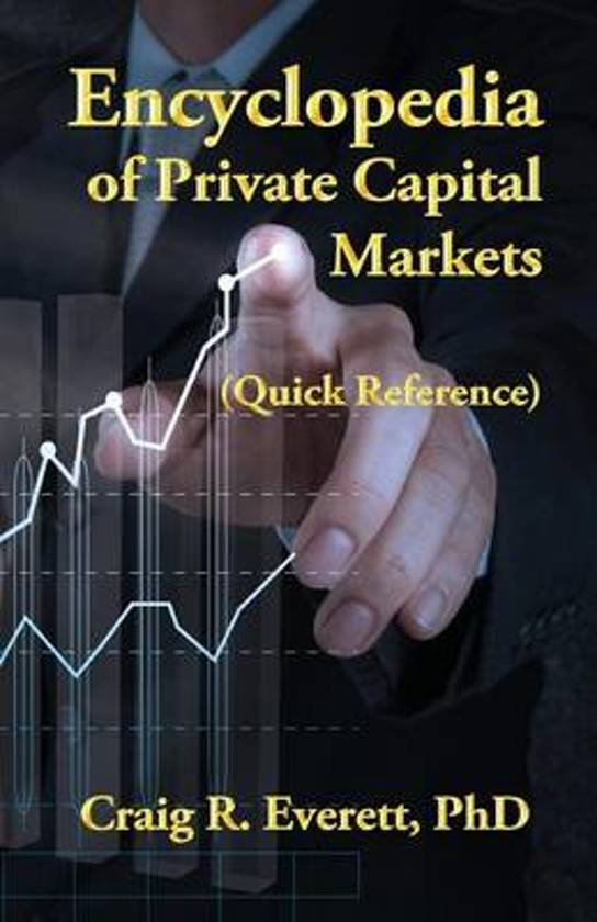 Afbeelding van Encyclopedia of Private Capital Markets