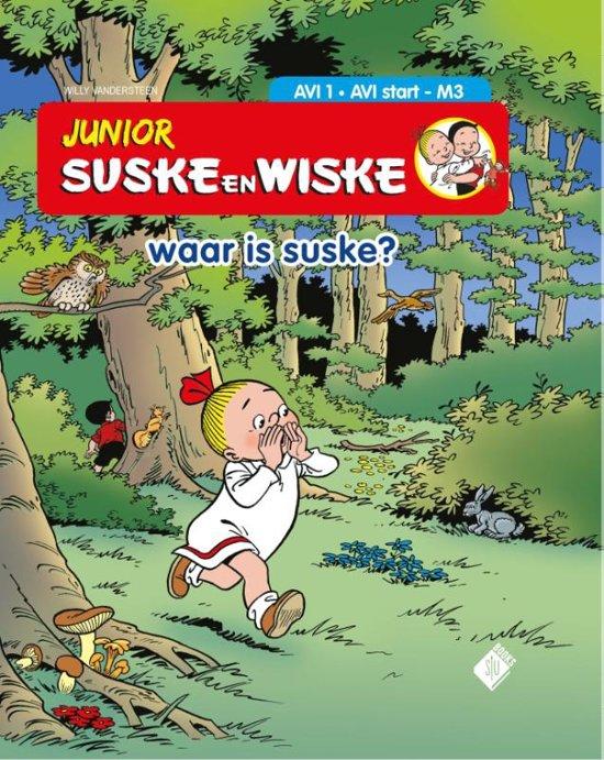 Junior Suske en Wiske  - Waar is Suske?
