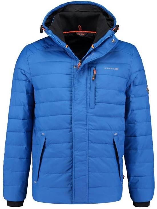Winterjas Heren Blauw.Bol Com Life Line Grind Dons Look Winterjas Heren Blauw