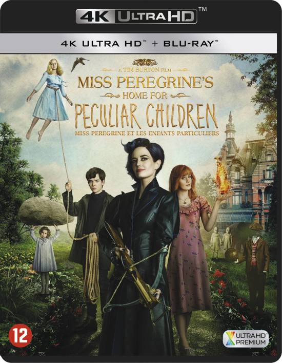 Miss Peregrine's Home for Peculiar Children (4k Ultra HD Blu-ray)