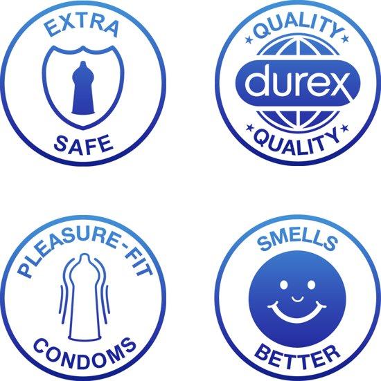Condooms Durex Topsafe 20st