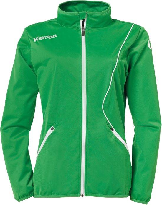 a77f945a114 bol.com | Kempa Curve Classic Trainingsjas - Maat L - Vrouwen ...