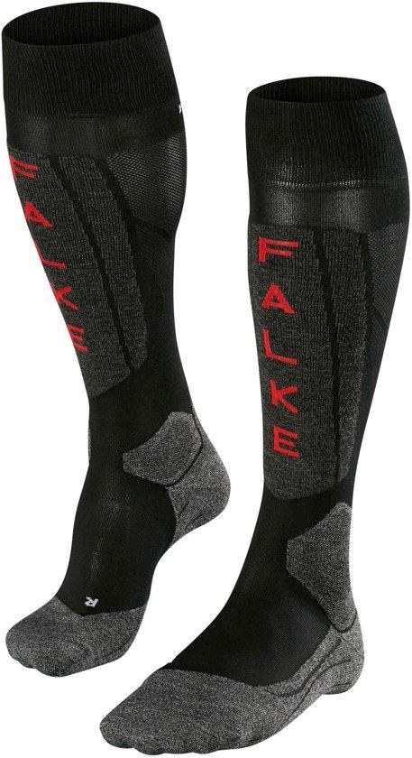 FALKE SK5 Skisok Dames 16564 - 35-36 - Zwart