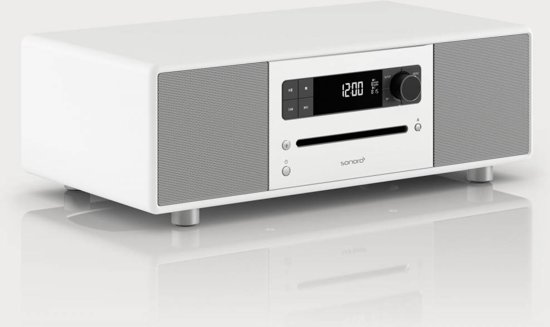 Sonoro CD Radio BT/CD/USB/FM/DAB+ SO-320 White