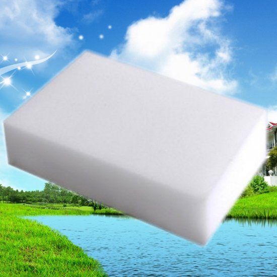 20X Wonderspons - Haal alle vlekken gemakkelijke weg - Melamine spons - Magic Sponge