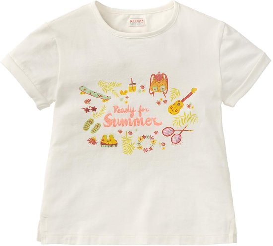 Tota T-shirt ready for summer