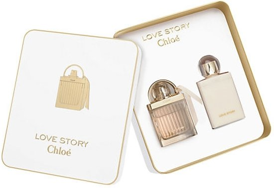 Chloe Love Story EDP 50 ml + 100 ml Body Lotion Cadeauset