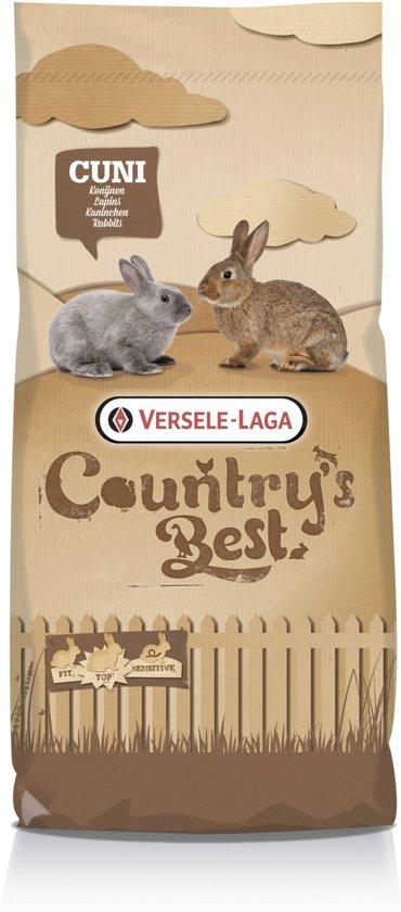 Versele-laga country's best cuni fit plus - konijnenkorrel