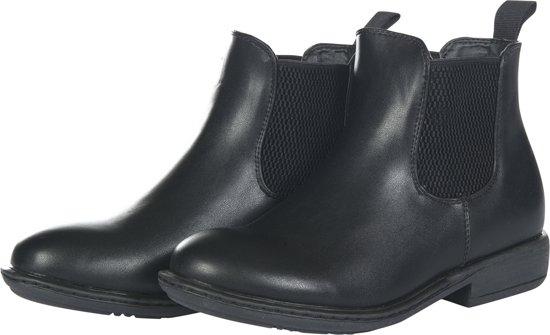 Jodhpurschoen - Free style kinder- lichte voering zwart 34