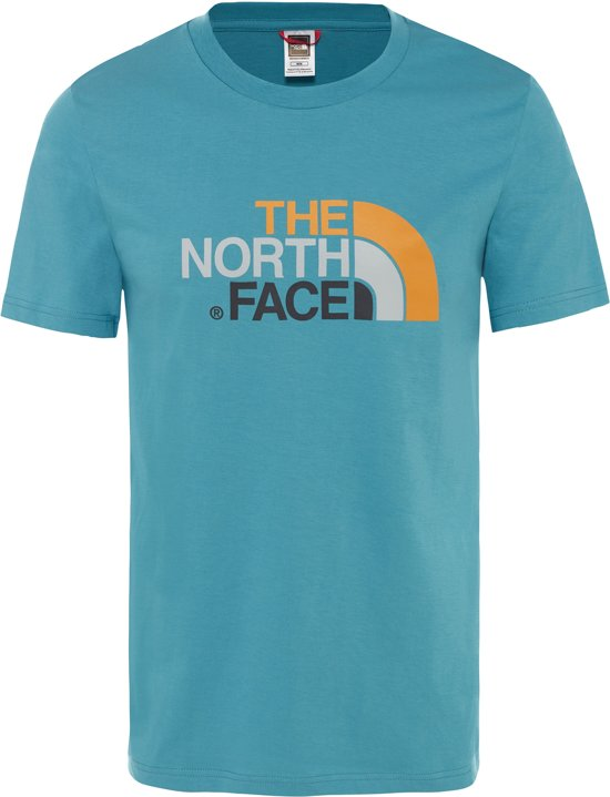 Tee Shirt Storm Face Blue Easy The North Heren s Eu S 6X76zq0
