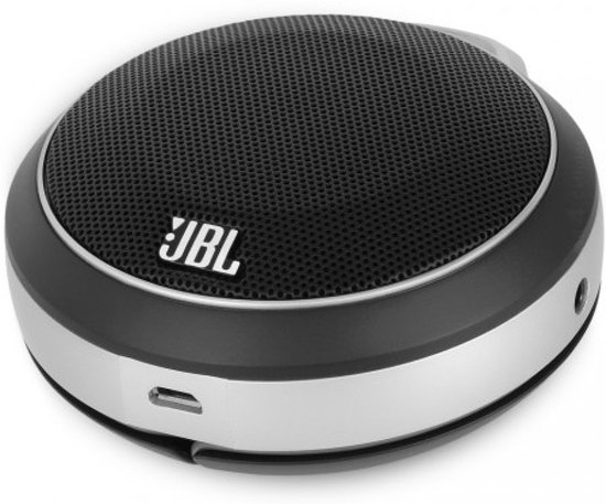 bol.com | JBL Micro Wireless - Bluetooth-speaker - Zwart