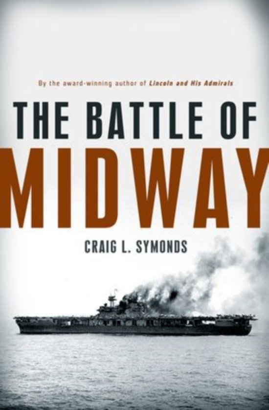 Boek cover The Battle of Midway van Craig L. Symonds (Paperback)