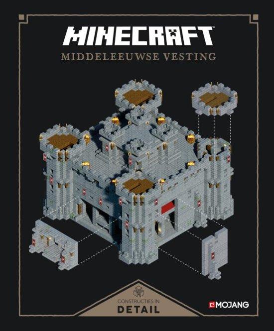 Beroemd bol.com | Minecraft - Middeleeuwse vesting, Craig Jelly #UM52