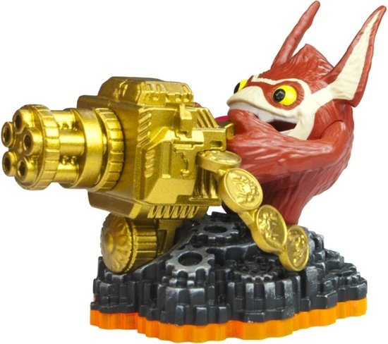 Skylanders Giants: Trigger Happy