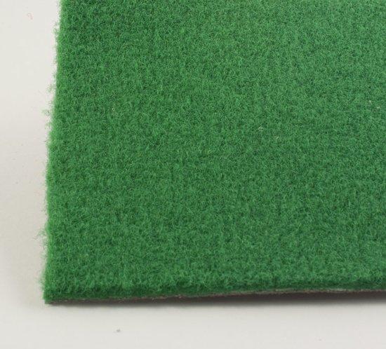 Groene luxe loper