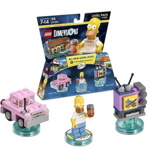 LEGO Dimensions - Level Pack - The Simpsons: Homer (Multiplatform)