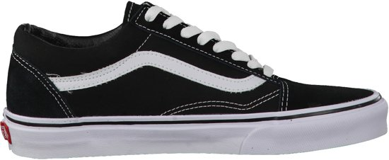 Sneakers Zwart Men Old Vans Maat Skool 45 Heren CTfqwF5