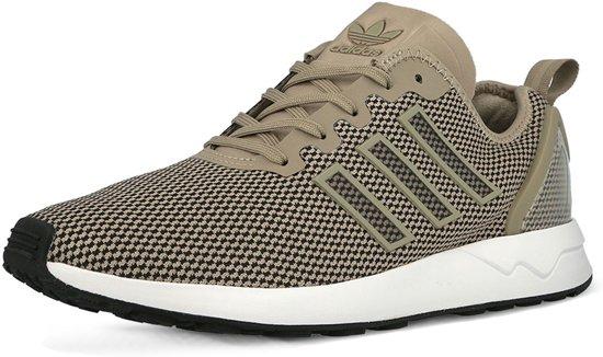 551ad3d6c47 bol.com | Adidas ZX Flux Taupe Sneakers - Herenschoenen - Maat: 47 1/3
