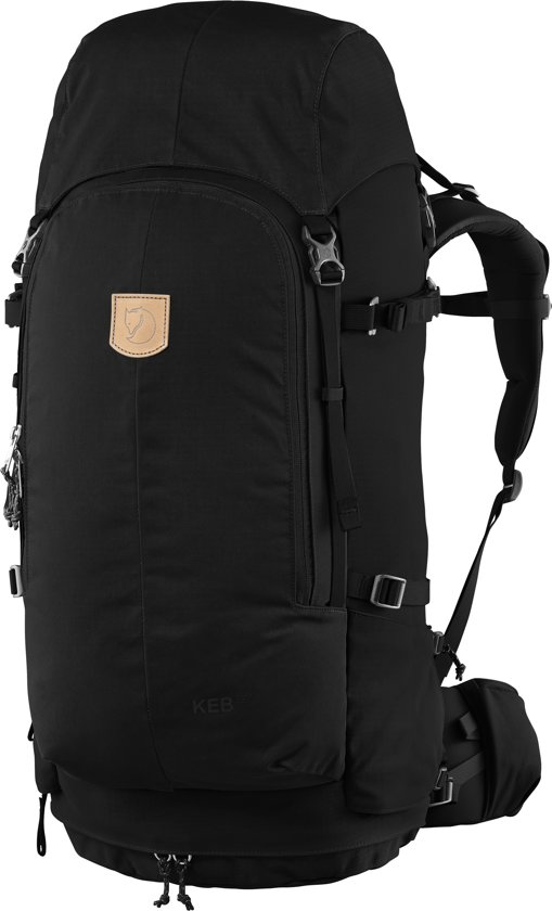 b4bd0e02ff8 bol.com | Fjallraven Keb 52 W Backpack Vrouwen - Black-Black