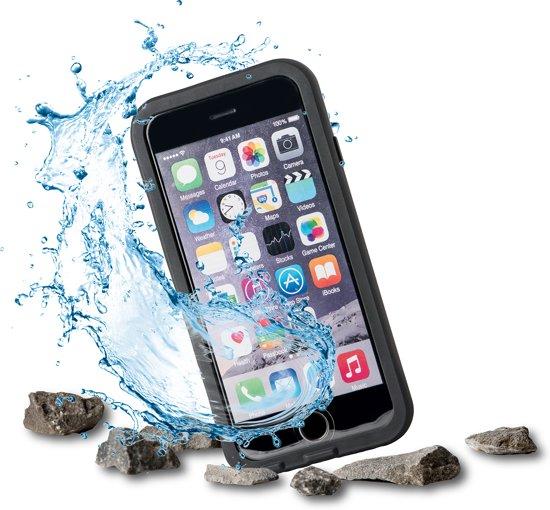 Azuri Sport schok en waterbestendig hoesje - Voor Apple iPhone 7 - Zwart