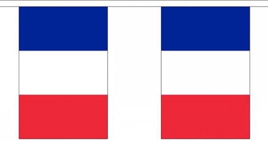 Buiten vlaggenlijn Frankrijk 3 m
