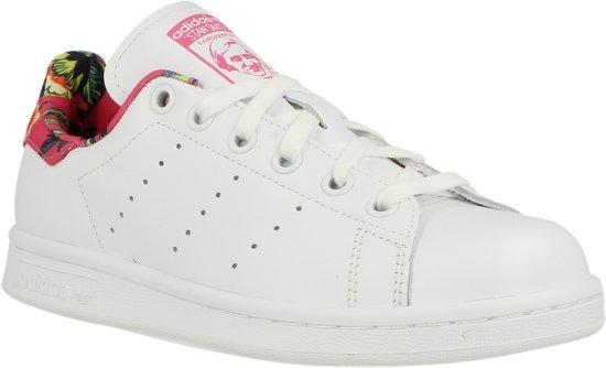 Adidas Stan Smith Roze Bloemen