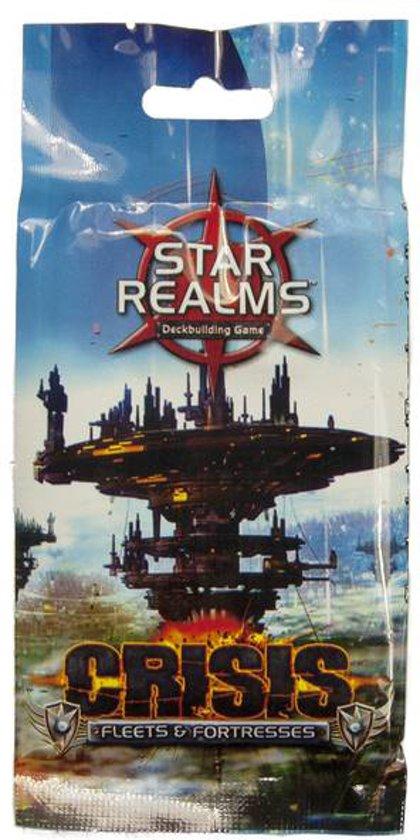 Afbeelding van het spel Star Realms Fleets & Fortresses Expansion - Kaartspel