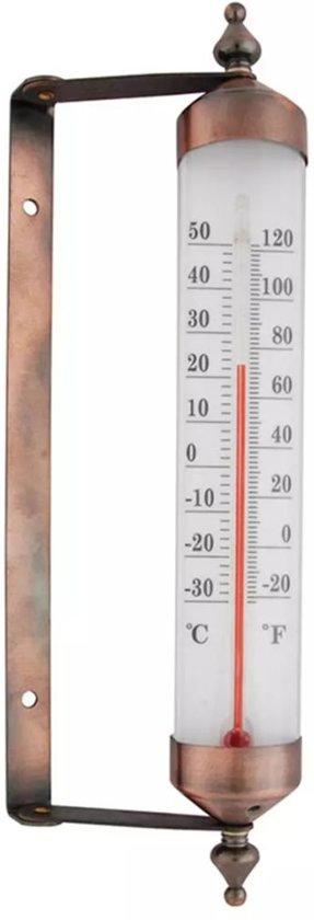 Draaibare kozijnthermometer