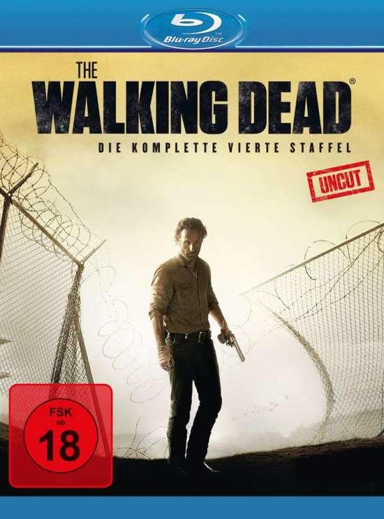 The Walking Dead Staffel 4 (Blu-ray)