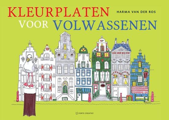 Bol Com Kleurplaten Voor Volwassenen Harma Van Der Ros