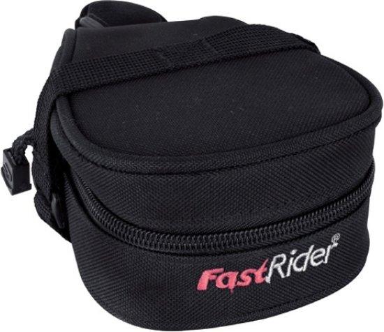 Fastrider FietstasVolwassenen - zwart