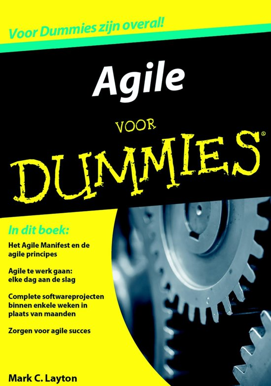 Voor Dummies - Agile voor Dummies - Mark C. Layton