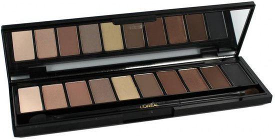 Loreal La Palette Nude 02 Beige   TheBeautyMusthaves